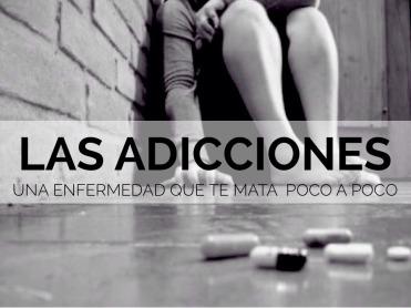 adicciones matan