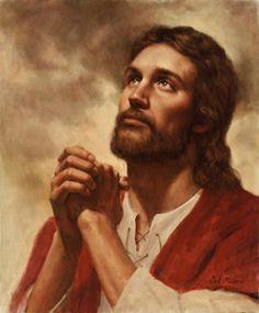 jesus intercediendo