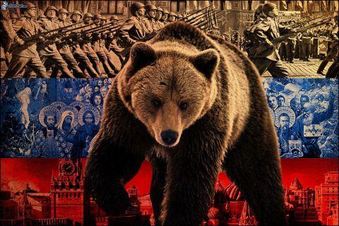 oso rusia