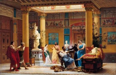escena-romana