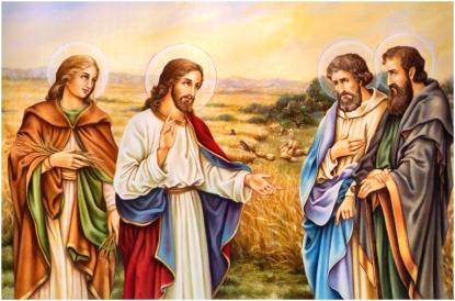 jesus-y-los-santos-apostoles-pedro-santiago-y-juan