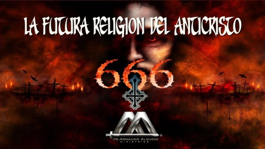 666 ANTICRISTO RELIGION