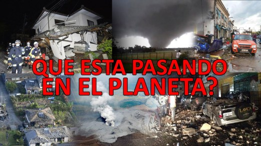desastres tribulacion