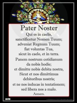 pater-noster