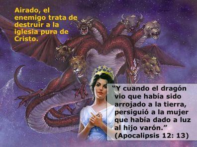 apocalipsis odio a maria