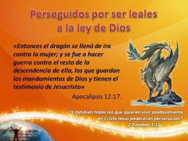 apocalipsis persecucion