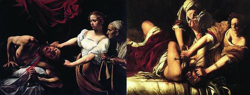 judith decapita a holofernes