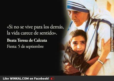 vida amor mision caridad