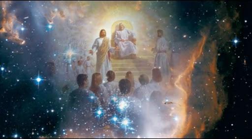 familia celestial universo