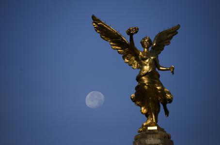 angel de la victoria