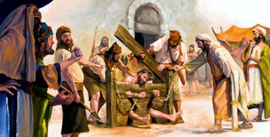 cepo jeremias--las-pruebas-sufrimientos-y-persecucion-de-jeremias