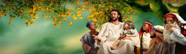 jesus-with-his-children-website-header