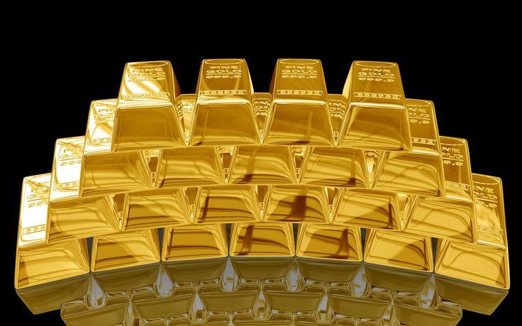 lingotes-de-oro