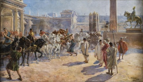 romanos-circo-carreras-preparativos