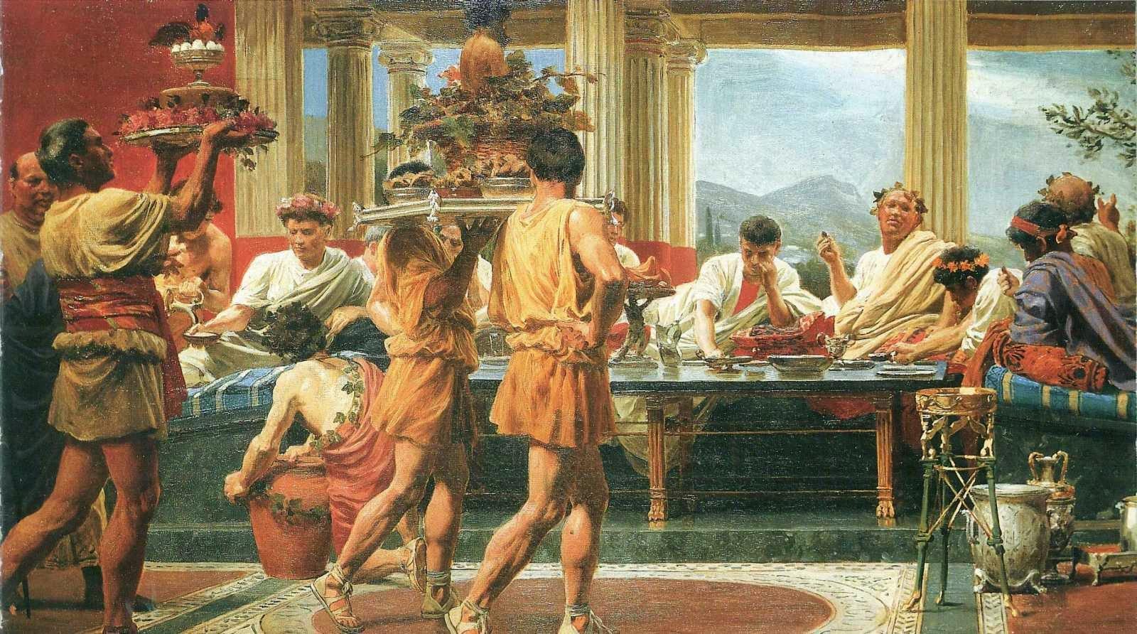 ROMA symposium-the-banquet-anton-von-werner-copia