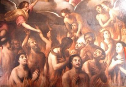 almas-infierno PURGATORIO