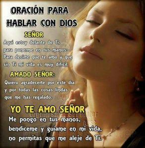 profecia oracion-para-hablar-con-dios
